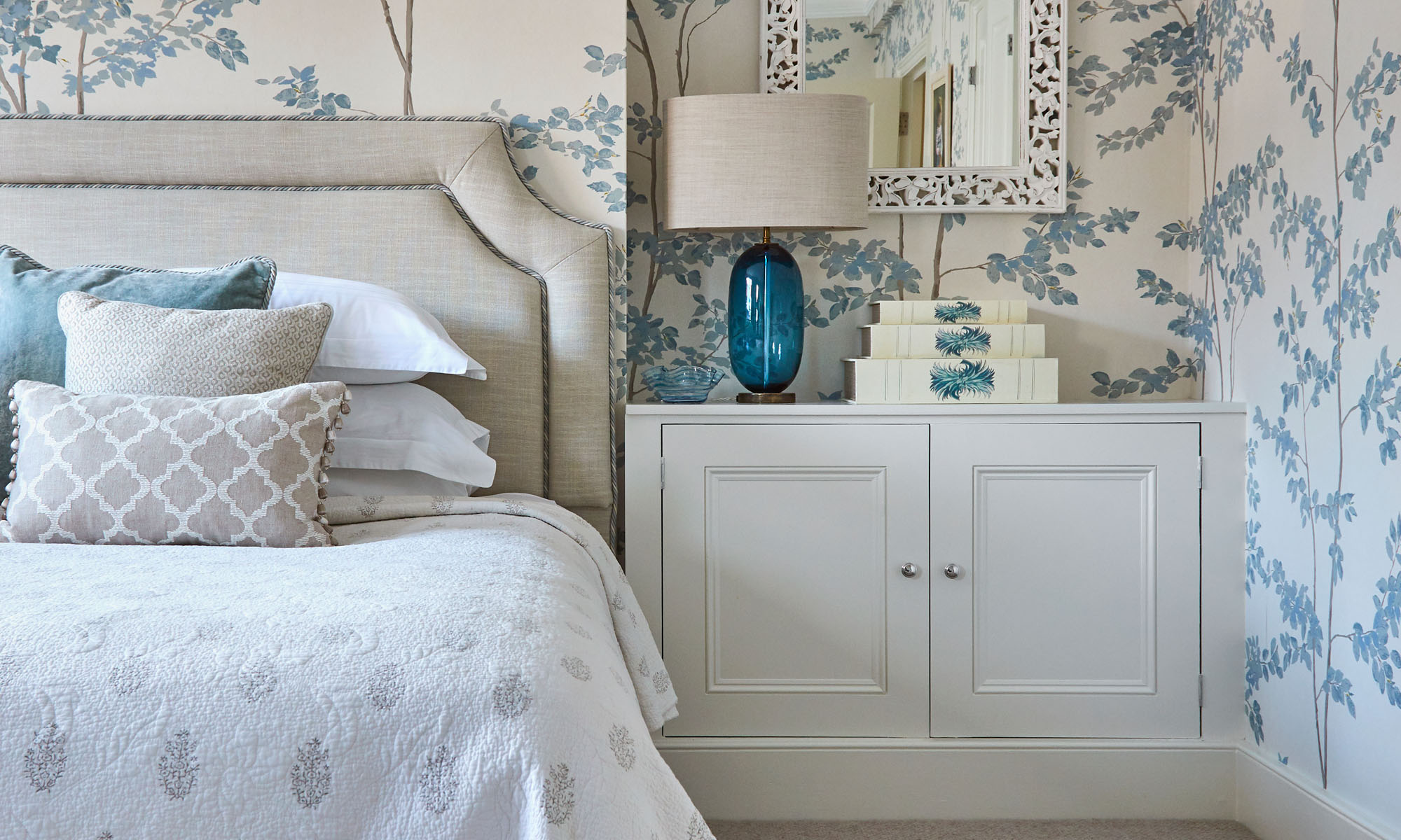 Townhouse Fulham - Lucy Marsh Interiors